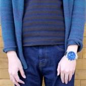 Calvin Klein Play系列男士石英腕表K2W21Z4N