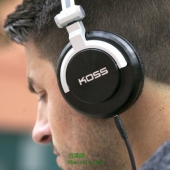 Koss 高斯 ProDj200 头戴式折叠耳机 带麦克 Prime会员免费直邮含税到手¥385
