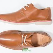 Clarks 其乐 Originals经典系列 男士真皮牛津鞋 Prime会员免费直邮到手¥410