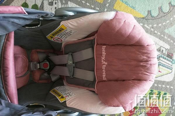 Baby Trend童椅开箱测评