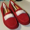 6PM上面淘到的COACH 蔻驰红麂皮鞋,只要35美元!