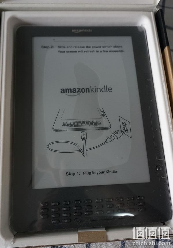 Kindle DX 开箱评测