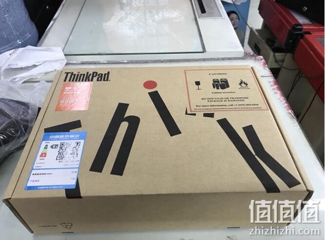 ThinkPad X270(00CD)开箱