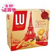 LU露怡 曲奇饼干礼盒装 640g(法国进口)