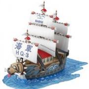 BANDAI 万代 海贼王 卡普战舰拼装模型