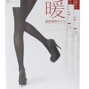 ATSUGI 厚木发热连裤袜塑型袜110 D 3组装