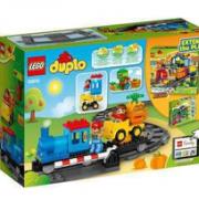 LEGO 乐高 得宝系列 10810 火车套装    168元包邮包税(用券)