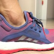 Adidas 阿迪达斯Pure Boost 系列跑步鞋晒单
