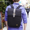 IT男时尚背包推荐:Knomo Falmouth 笔记本电脑双肩包开箱晒物