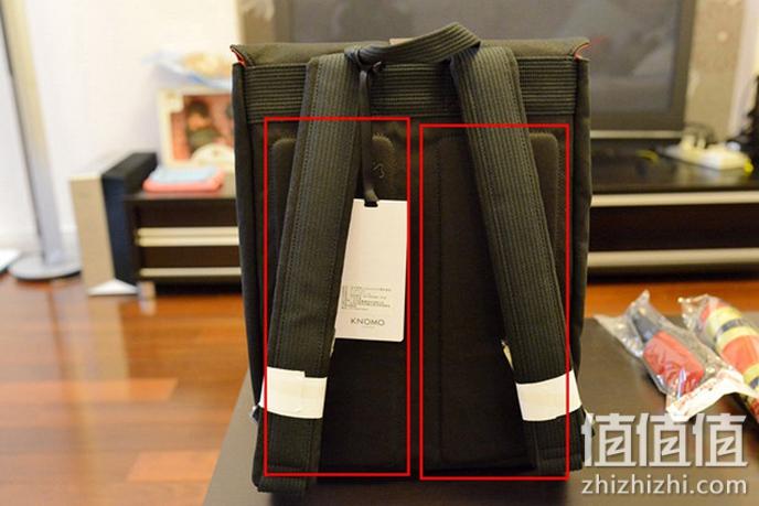 knomo这个品牌的包包怎么样?IT男时尚背包推荐:knomo falmouth 英伦男包开箱晒物,KNOMO BUDE 帆布双肩包