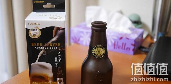 DOSHISHA DBS-17BR灌装啤酒起泡器开箱