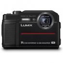 Panasonic 松下 LUMIX DC-FT7EB-K 紧凑型防水相机