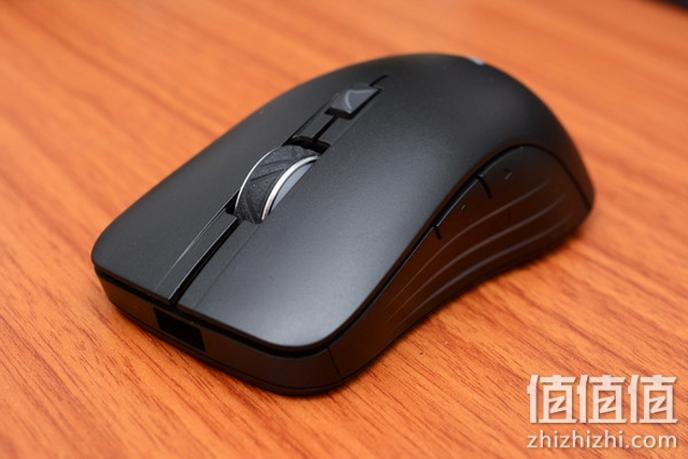 Taidu 钛度鼠标,Taidu 钛度预言者鼠标,还能监测心率:Taidu 钛度预言者游戏鼠标智能版