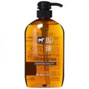 熊野油脂马油洗发水试用 无刺激更顺滑!