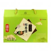 三珍斋 粽香情 嘉兴粽子礼盒960g