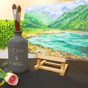 创意摆件:北欧国度小黑瓶,给生活添点美好