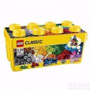 LEGO 乐高 经典创意拼砌系列 10696 中号积木盒