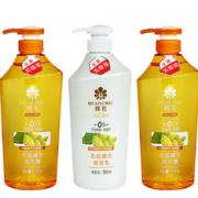 蜂花 无硅油 生姜洗护套装 49.8元包邮(69.8-20)¥49.80