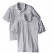 Hanes 恒适 男士POLO衫2件装 多色 Prime会员凑单免费直邮