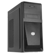 CoolerMaster 酷冷至尊 杀手 黑色 中塔式机箱(支持ATX主板/支持SSD)