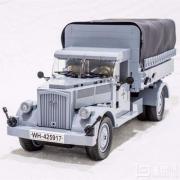 Cobi Small Army系列 2449 欧宝 闪电轻型卡车 Prime会员免费直邮含税