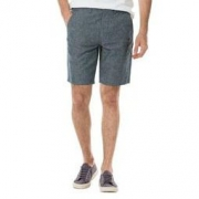 【买遍618】Levi's李维斯 男士棉麻靛青色短裤