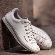 Scarpa 大都会系列 情侣款真皮休闲鞋