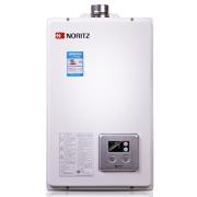 能率(NORITZ) GQ-1680AFEX16升 燃气热水器  带伺服器