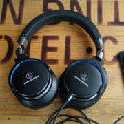 铁三角 ATH-MSR7 头戴式耳机入手评测