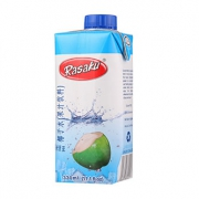 Rasaku 椰子水饮料 330ml*6盒