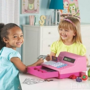 Learning Resources 仿真收款机玩具 粉色 Prime会员凑单免费直邮含税