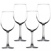 青苹果 玻璃高脚红酒杯350ml4只装 EJ5201 19.95元(39.9元,2件5折)¥19.95