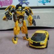 TAKARA TOMY TLK-01 变形金刚 大黄蜂