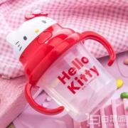 SKATER 斯凯达 KSH2D Hello Kitty 宝宝学饮杯 230ml Prime会员凑单免费直邮含税