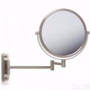 Jerdon 5倍放大 8英寸双面壁挂式化妆镜 Prime会员凑单免费直