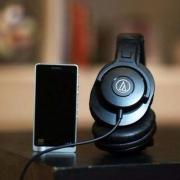 Audio-technica 铁三角 ATH-M30x 专业监听耳机