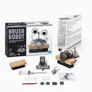 PrimeDay:4M 飞刷机器人 创意环保DIY玩具