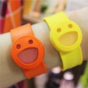 BUGLOCK 儿童笑脸驱蚊手环 手带 保护套+6个替换片