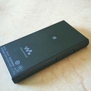 SONY 索尼 A35 音乐播放器开箱