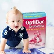 9款OptiBac Probiotics益生菌推荐