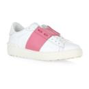 Valentino-Open rockstud sneakers 女士运动鞋