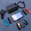 女票的礼物,Nintendo 任天堂Switch Joy-Con 游戏主机开箱