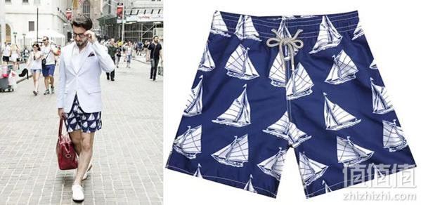 Vilebrequin沙滩裤