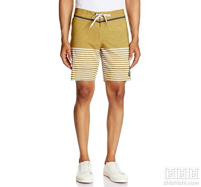 Quiksilve沙滩裤