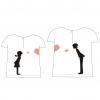 如何选购情侣T恤?