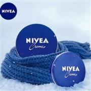 Nivea妮维雅经典蓝罐长效润肤霜/护手霜169g*3铁盒