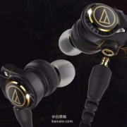 直降¥245,Audio Technica 铁三角 ATH-CKS1100iS 入耳式耳机 Prime会员免费直邮含税