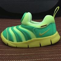 Nike耐克毛毛虫机能运动鞋小童鞋 荧光绿13-16cm
