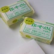 Miyoshi 三芳 无添加强去污宝宝全家可用洗衣肥皂 去污型 108g*3块
