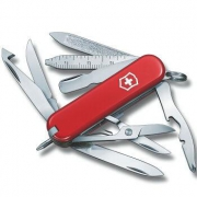 VICTORINOX 维氏 迷你小冠军 0.6385 瑞士军刀  +凑单品